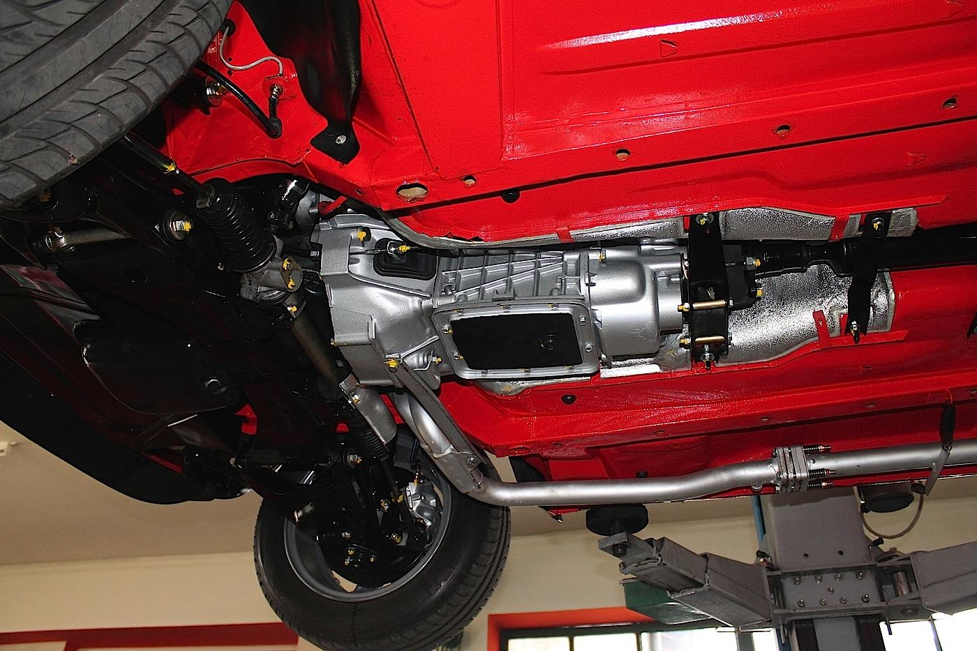 Fiat Spider - Holucar Oldtimerrestaurierung