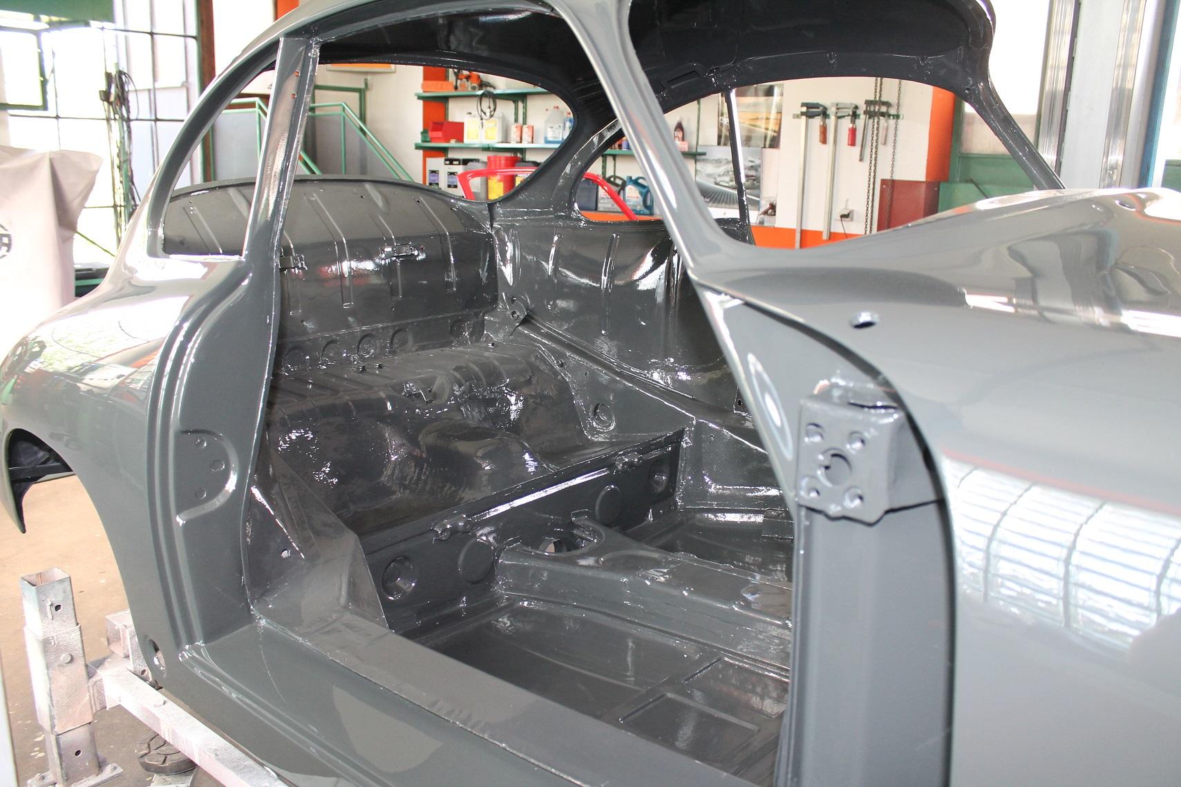 Porsche 356 - Holucar Oldtimerrestaurierung