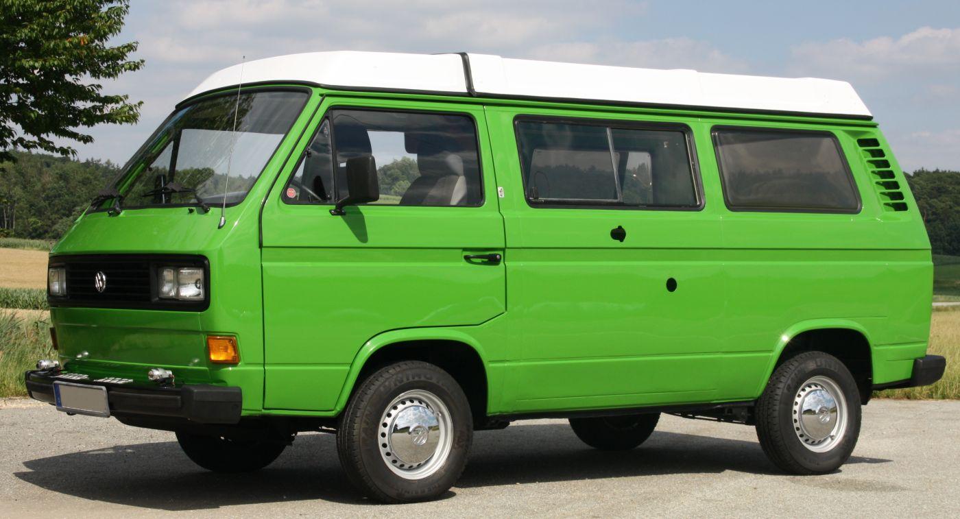 VW Campingbus T3, Baujahr 1983 - Holucar Oldtimerrestaurierung