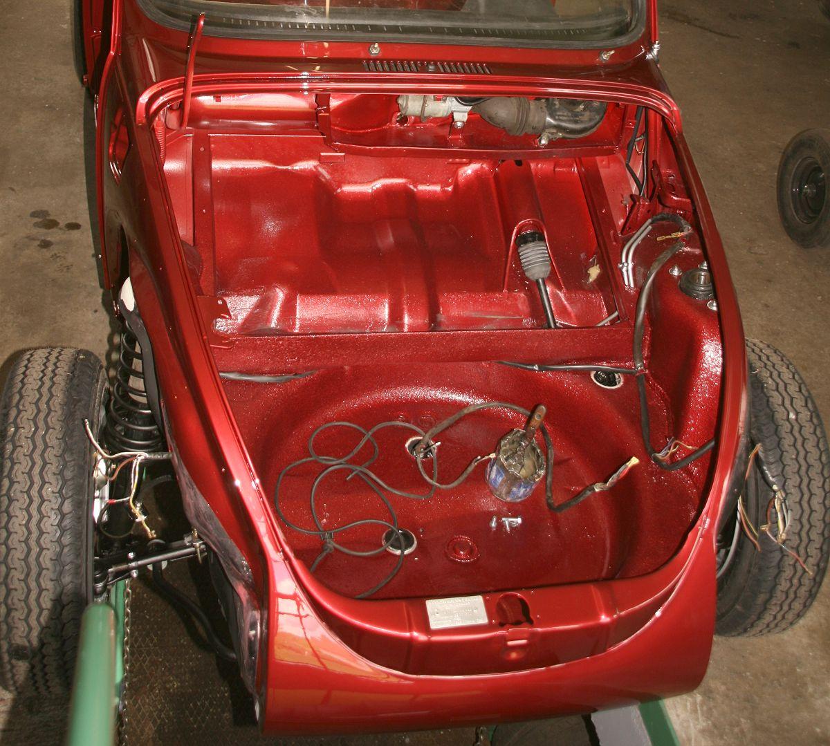 Vw K 228 Fer 1303 Cabrio Baujahr 1972 Holucar