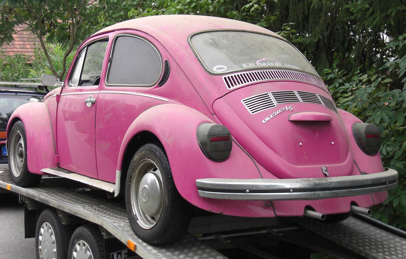 Vw K 228 Fer 1303 Ls Baujahr 1973 Holucar Oldtimerrestaurierung